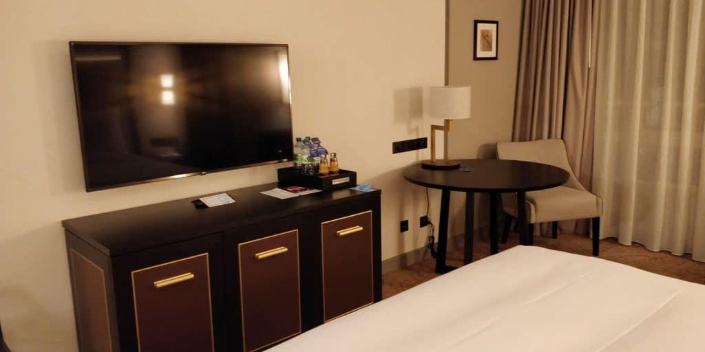 Hilton München City Zimmer 6
