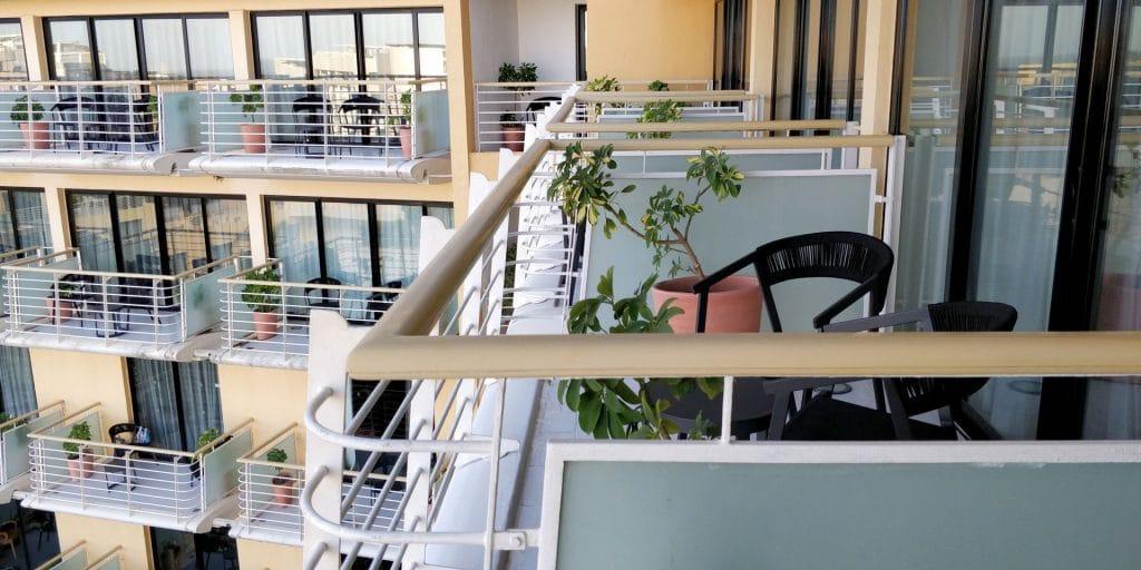 InterContinental Malta Balkon 2
