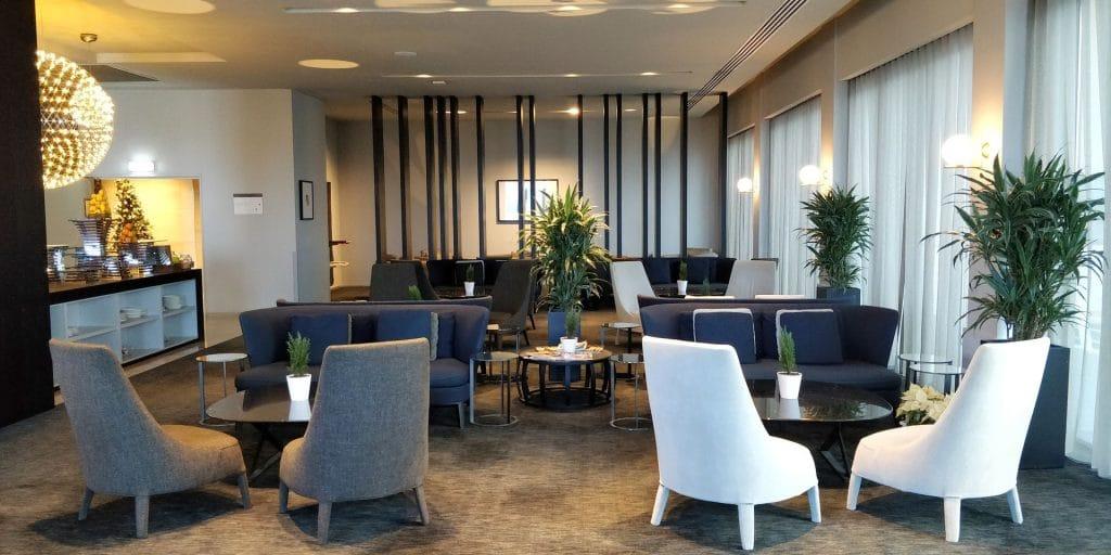 InterContinental Malta Lounge