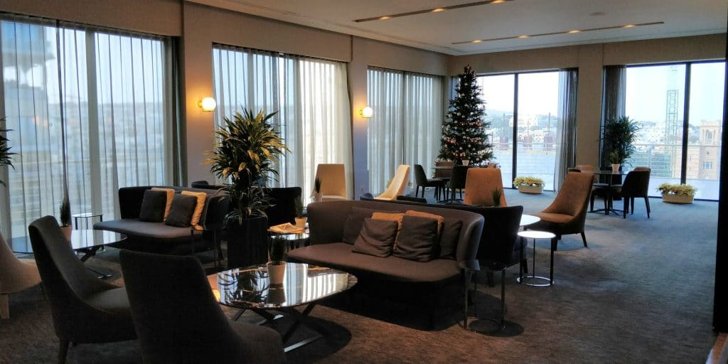 InterContinental Malta Lounge 2