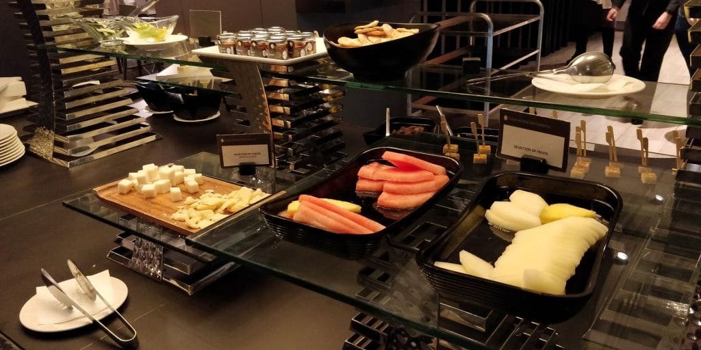 InterContinental Malta Lounge Abendessen 2