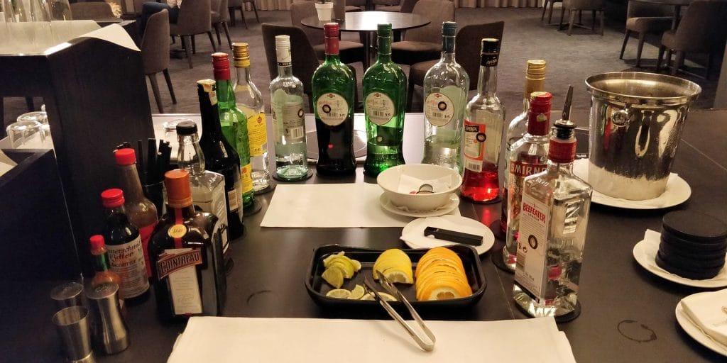 InterContinental Malta Lounge Abendessen 3