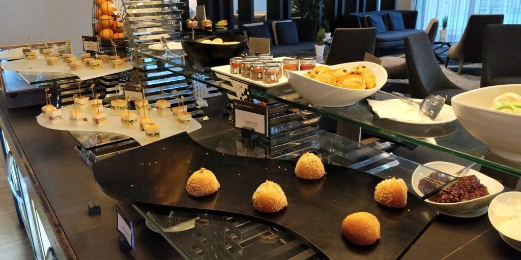 InterContinental Malta Lounge Afternoon Tea