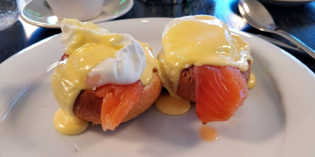 InterContinental Malta Lounge Frühstück 5