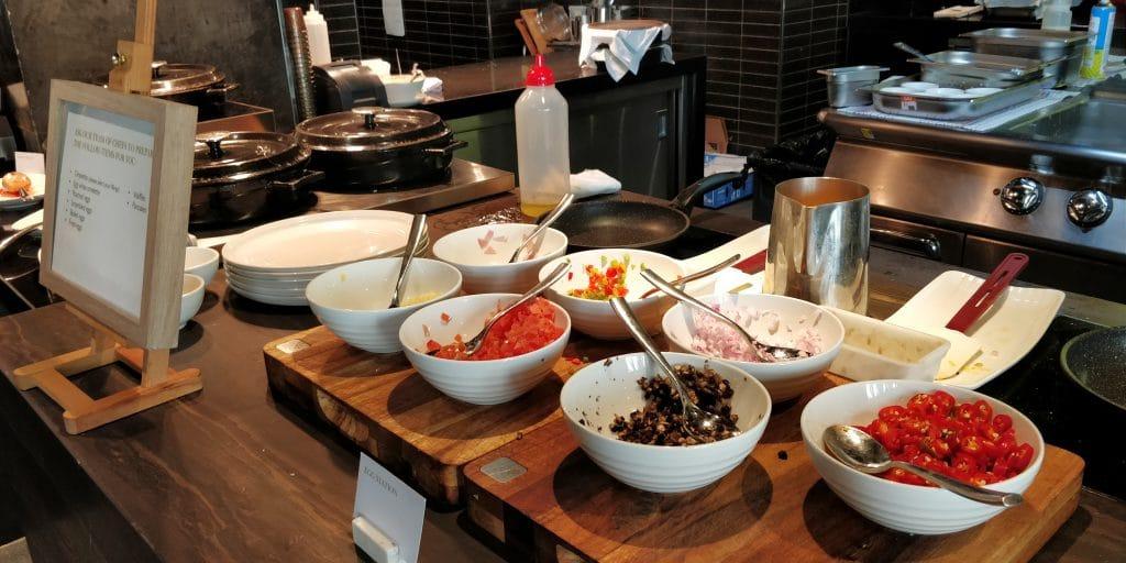 InterContinental Perth Frühstück