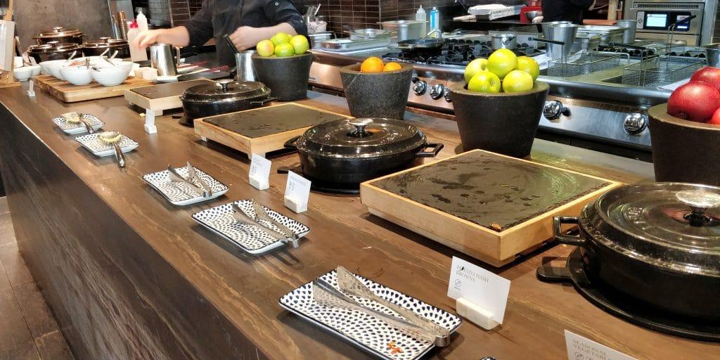 InterContinental Perth Frühstück 2