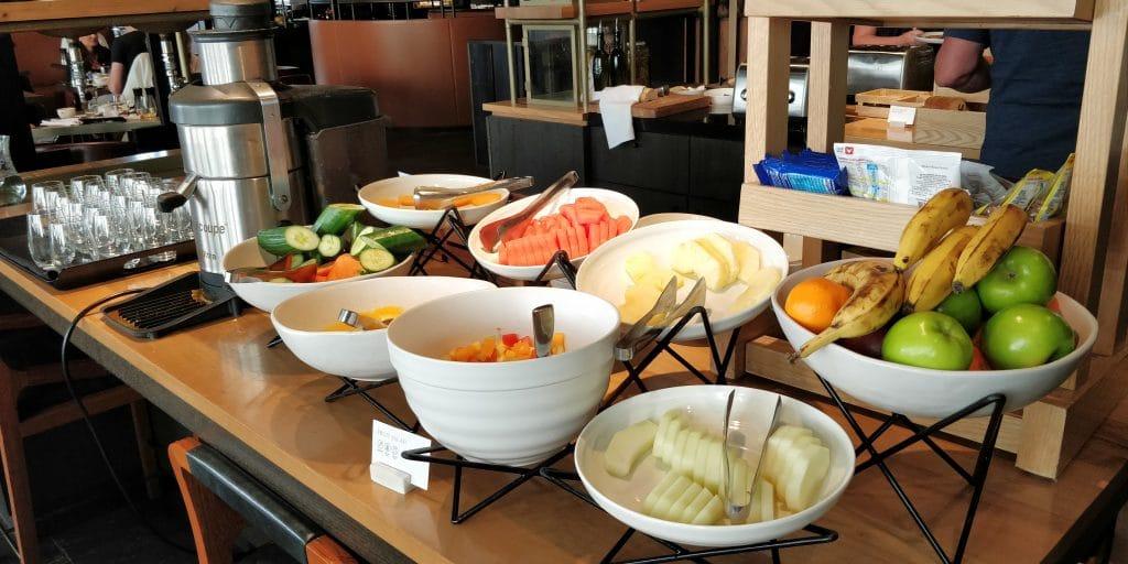 InterContinental Perth Frühstück 3