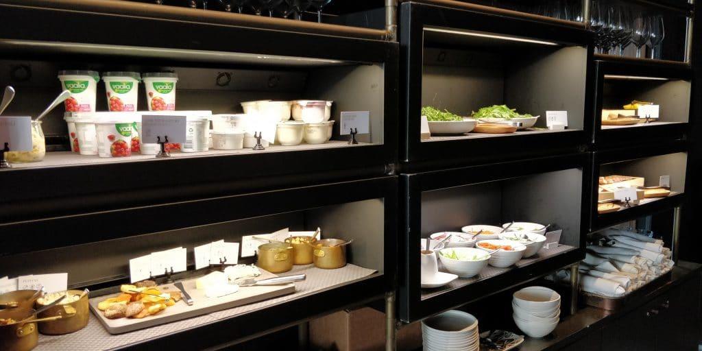 InterContinental Perth Frühstück 5