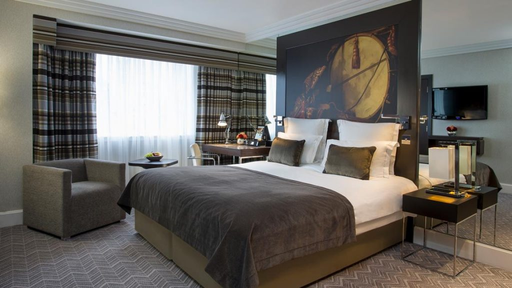 Jumeirah Lowndes Hotel Zimmer