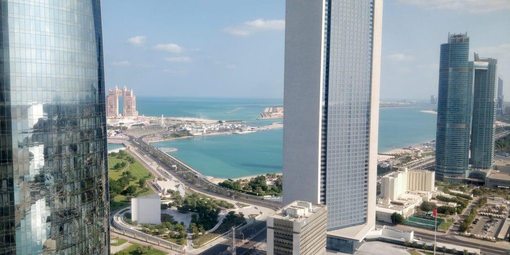 Jumeirah At Etihad Towers Abu Dhabi Ausblick 2