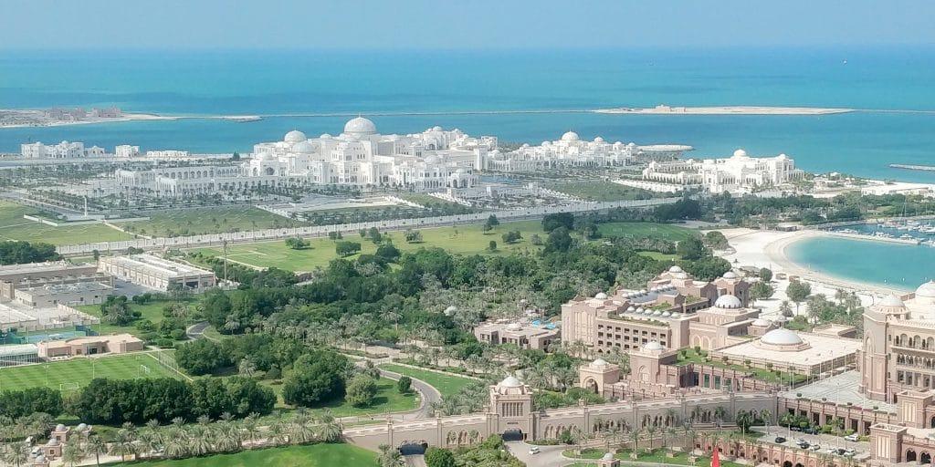 Jumeirah At Etihad Towers Abu Dhabi Ausblick 3