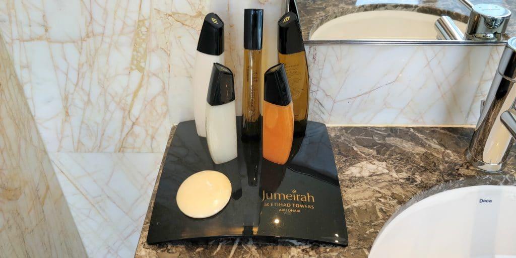 Jumeirah At Etihad Towers Abu Dhabi Bad 6