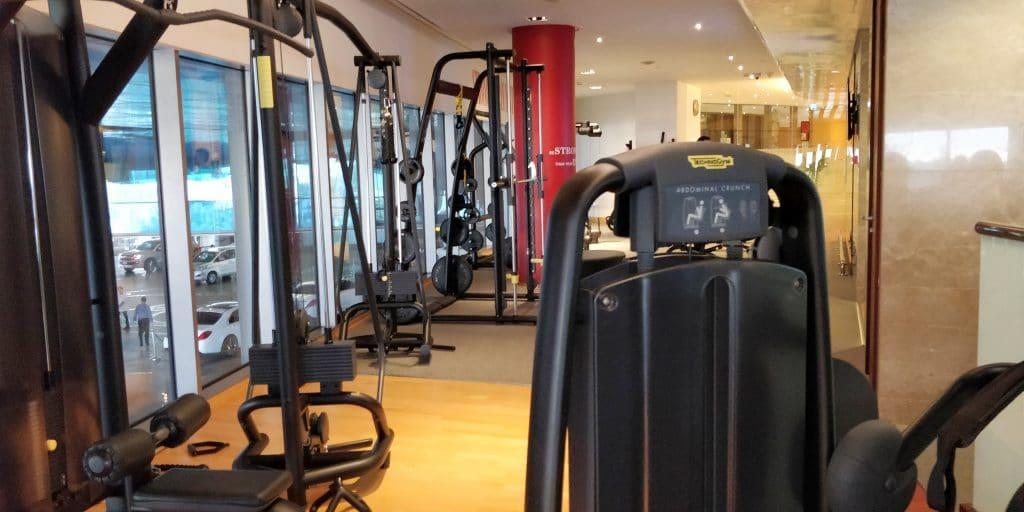 Jumeirah At Etihad Towers Abu Dhabi Fitness 6