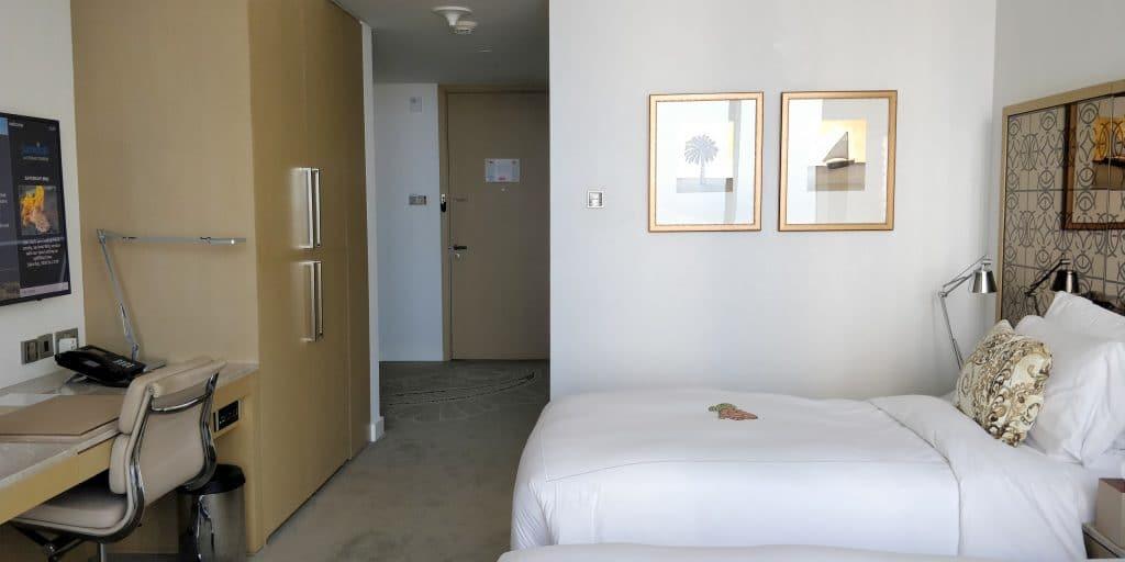 Jumeirah At Etihad Towers Abu Dhabi Zimmer 6