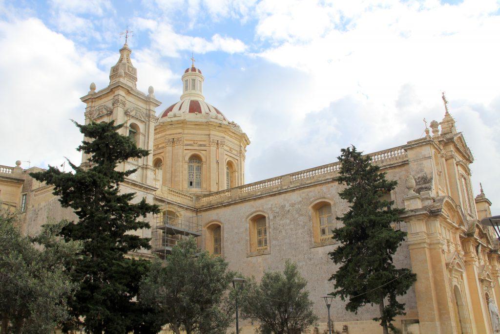 Kollegiatskirche St. Paul Rabat 3