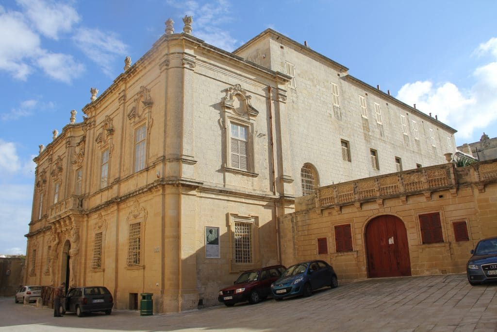 Mdina Cathedral Museum Malta