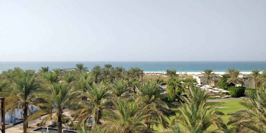 Park Hyatt Abu Dhabi Ausblick 2