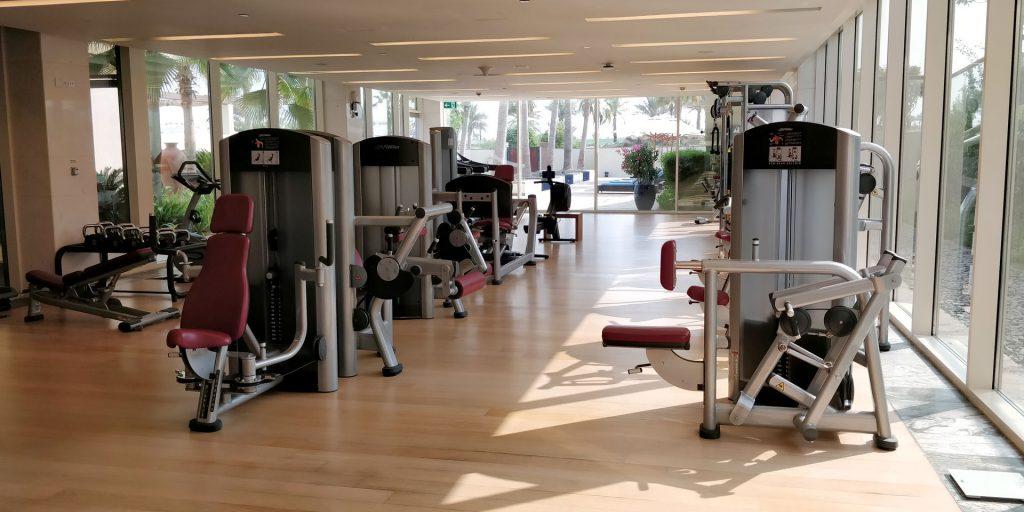 Park Hyatt Abu Dhabi Fitness