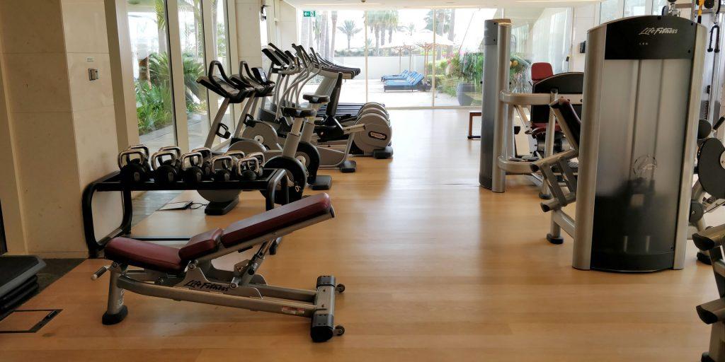 Park Hyatt Abu Dhabi Fitness 2