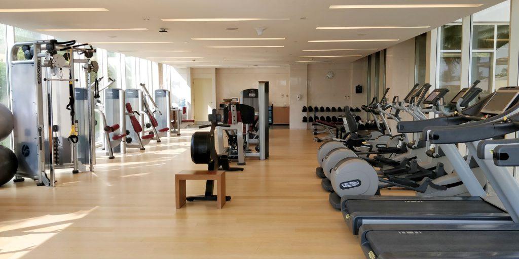 Park Hyatt Abu Dhabi Fitness 3