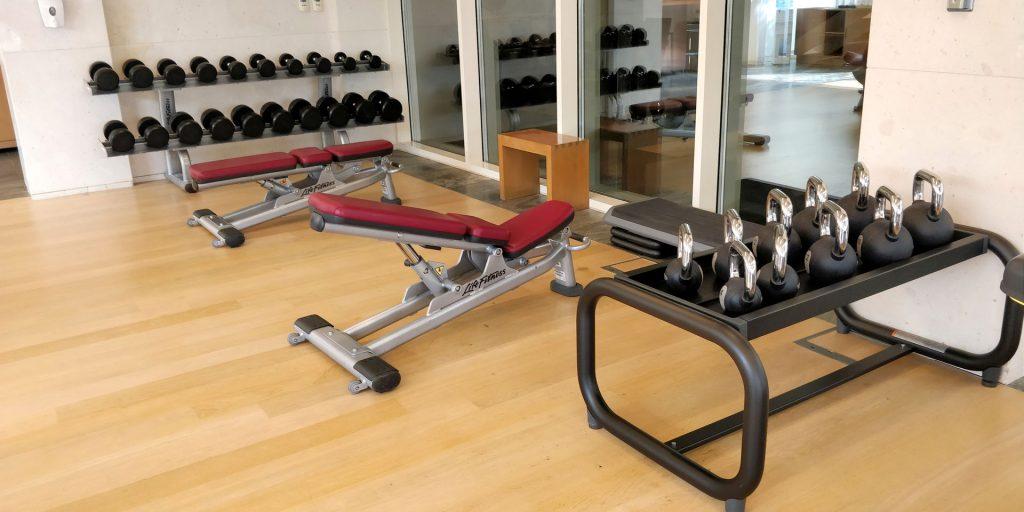 Park Hyatt Abu Dhabi Fitness 4