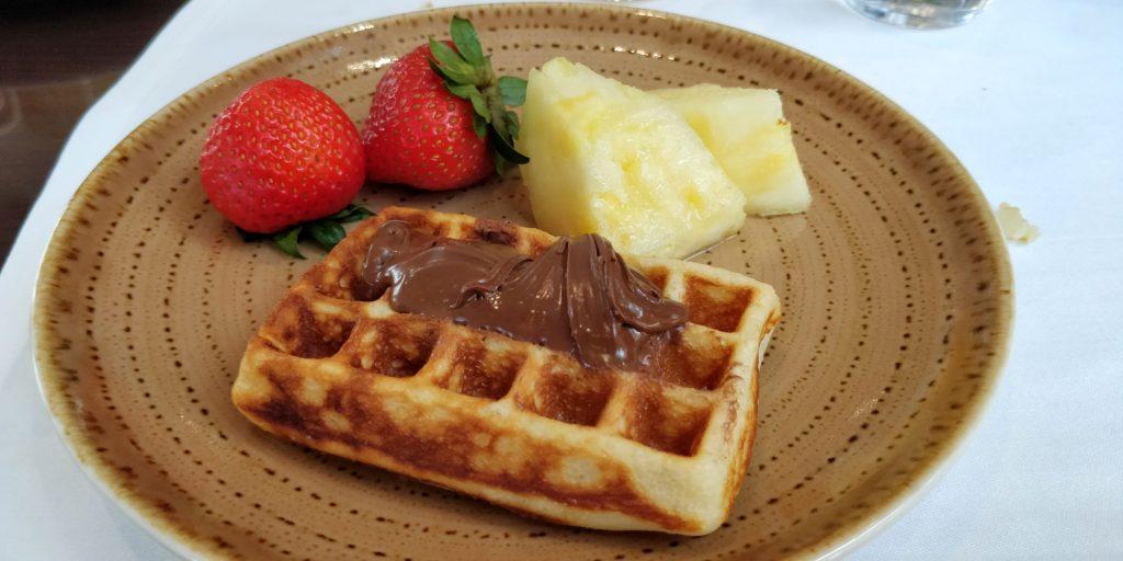 Park Hyatt Abu Dhabi Frühstück 10