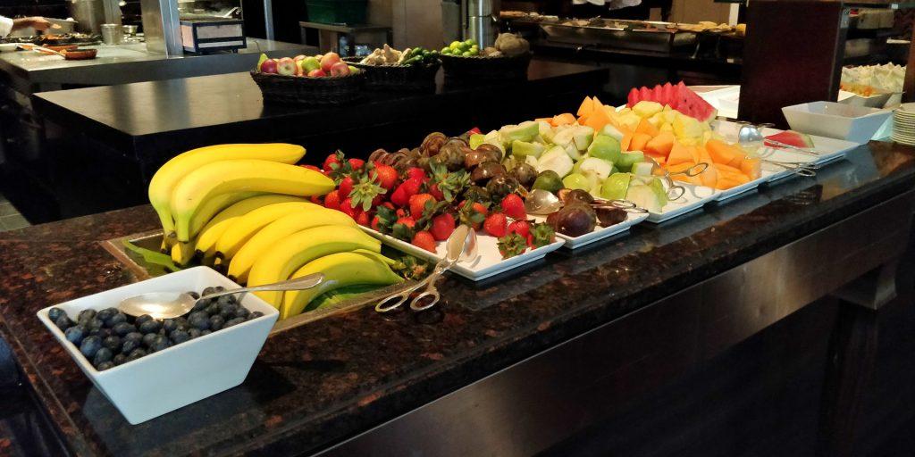 Park Hyatt Abu Dhabi Frühstück 2