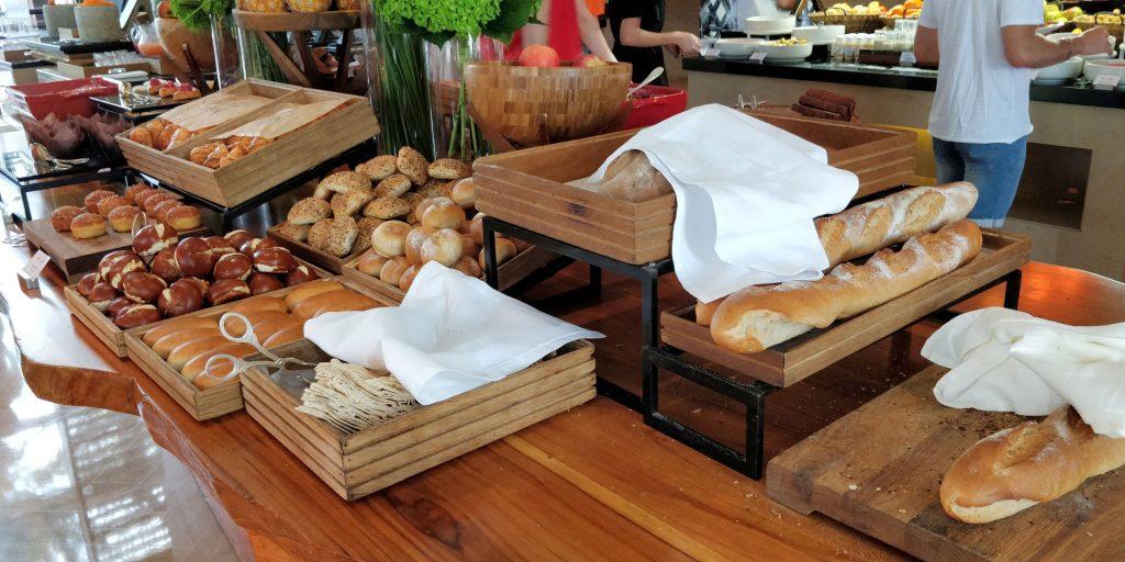 Park Hyatt Abu Dhabi Frühstück 4