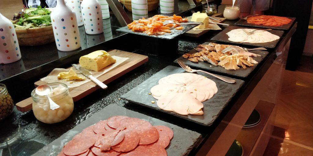Park Hyatt Abu Dhabi Frühstück 6