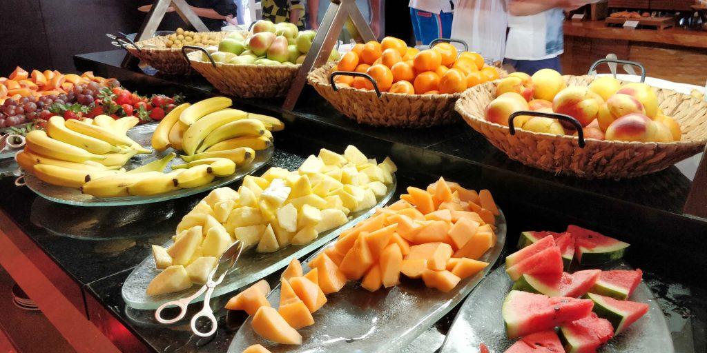 Park Hyatt Abu Dhabi Frühstück 9