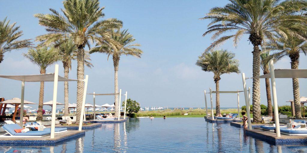 Park Hyatt Abu Dhabi Pool 11