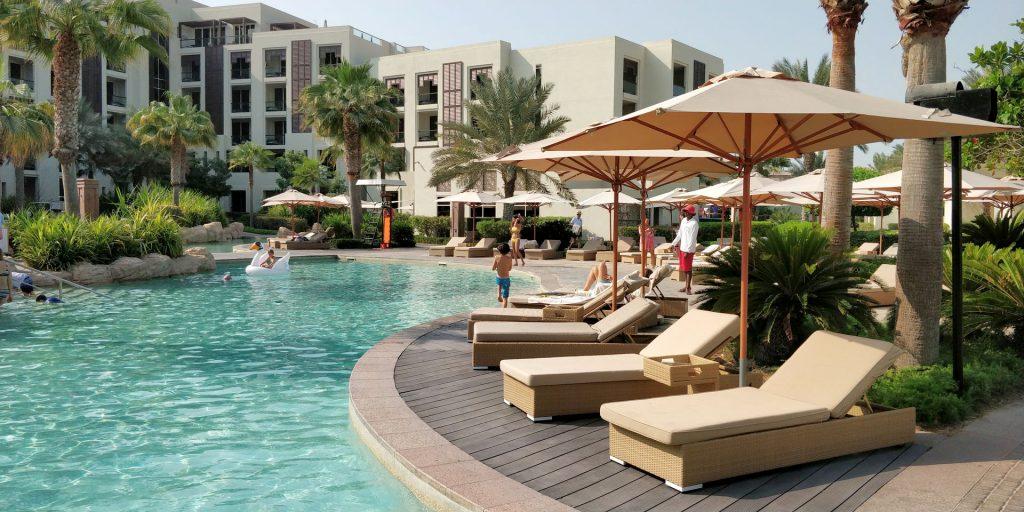 Park Hyatt Abu Dhabi Pool 13