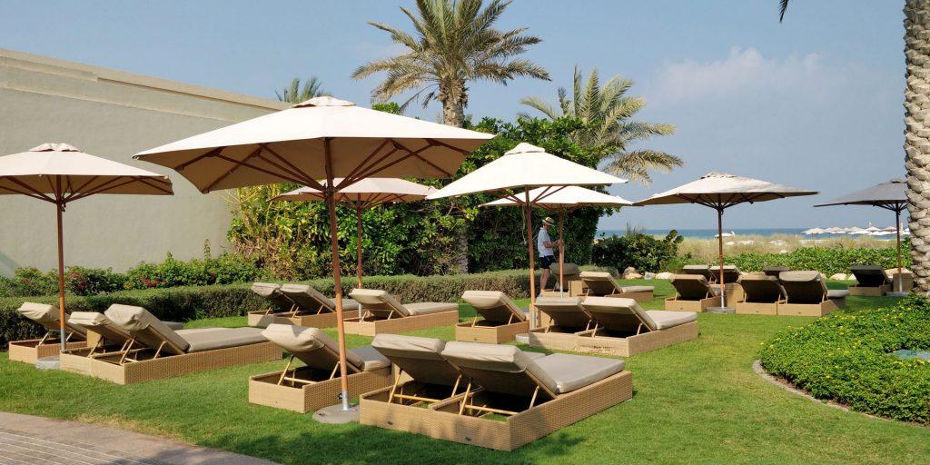 Park Hyatt Abu Dhabi Pool 14