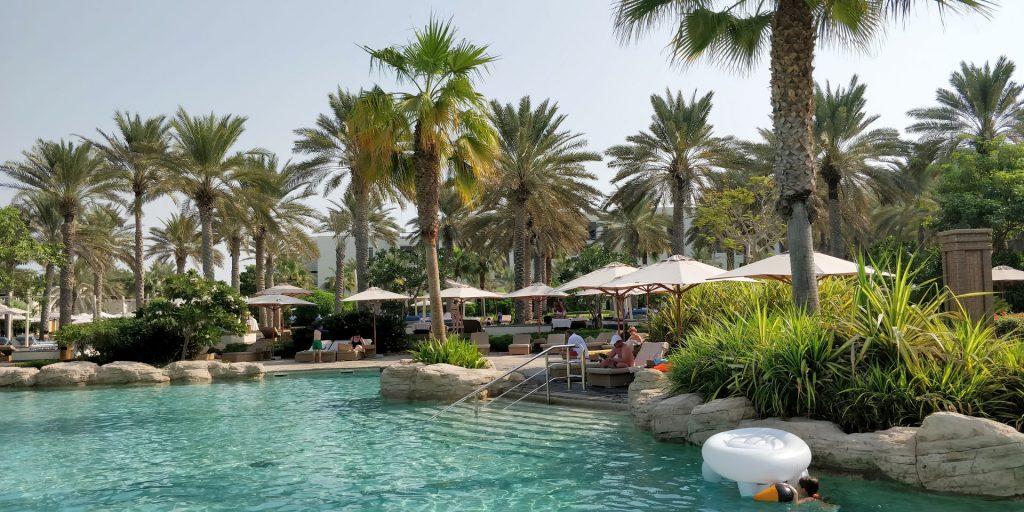 Park Hyatt Abu Dhabi Pool 15