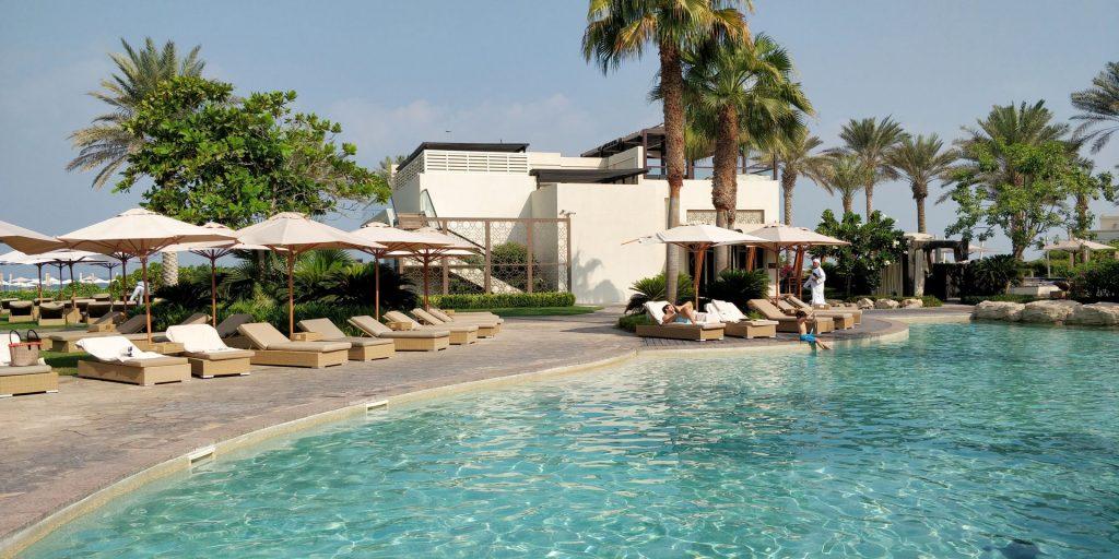 Park Hyatt Abu Dhabi Pool 17