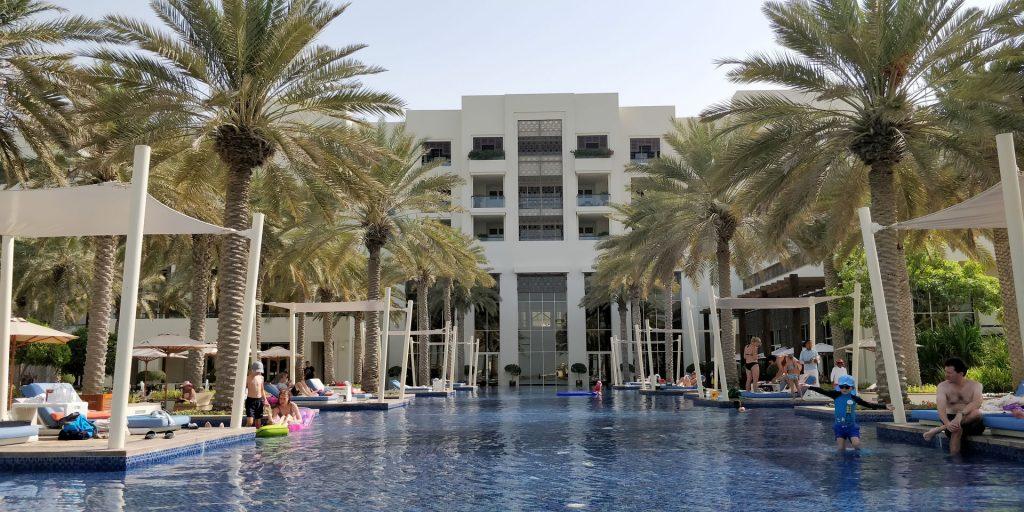 Park Hyatt Abu Dhabi Pool 4
