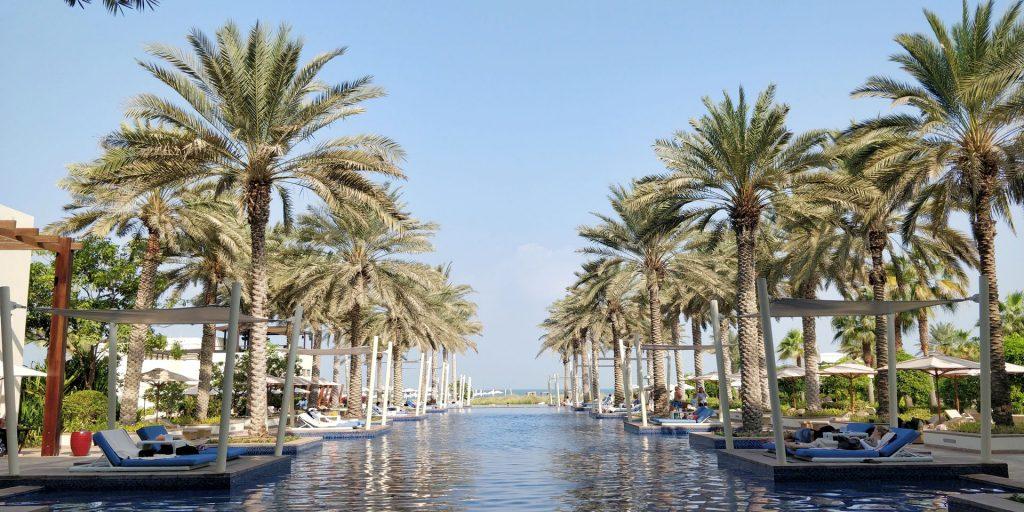 Park Hyatt Abu Dhabi Pool 7