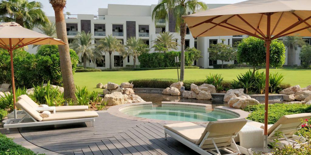 Park Hyatt Abu Dhabi Pool 9