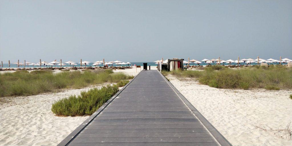 Park Hyatt Abu Dhabi Strand