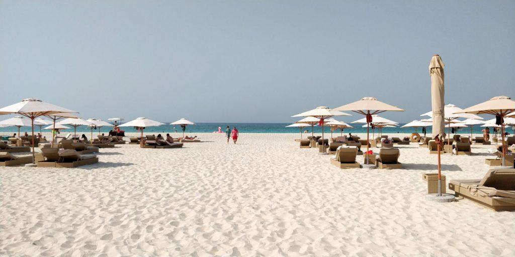 Park Hyatt Abu Dhabi Strand 2
