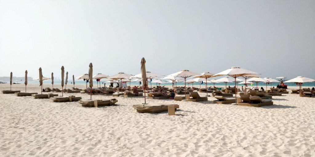 Park Hyatt Abu Dhabi Strand 3