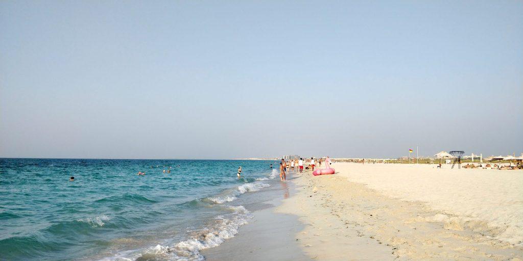Park Hyatt Abu Dhabi Strand 7