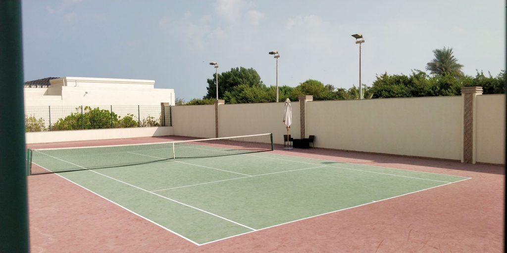 Park Hyatt Abu Dhabi Tennis