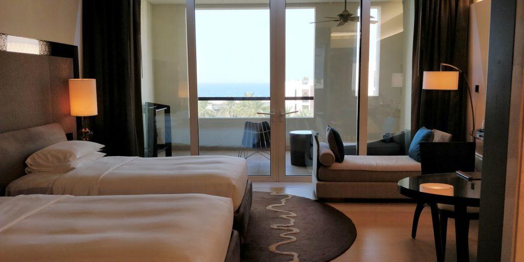 Park Hyatt Abu Dhabi Zimmer 6