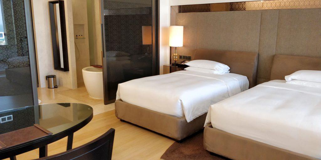 Park Hyatt Abu Dhabi Zimmer 9