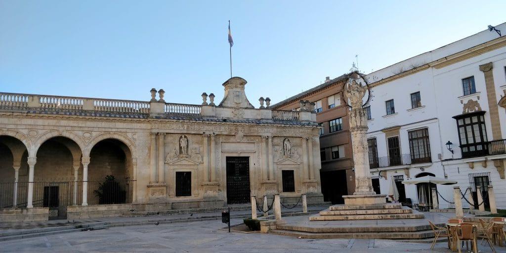 Plaza De La Asuncion Jerez De La Frontera 3