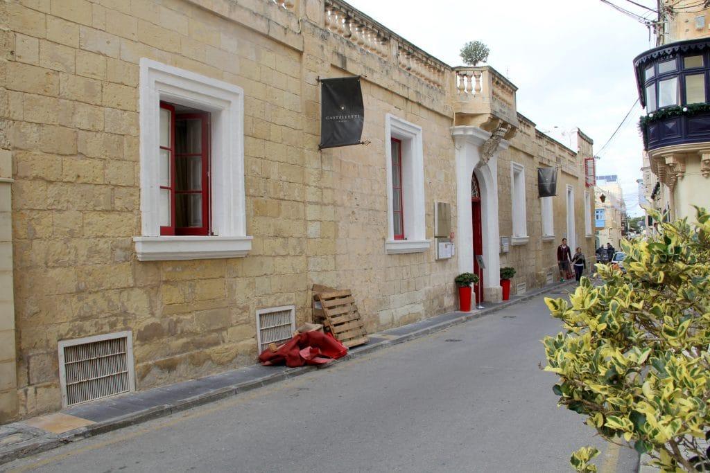 Rabat Castelleti Restaurant Malta