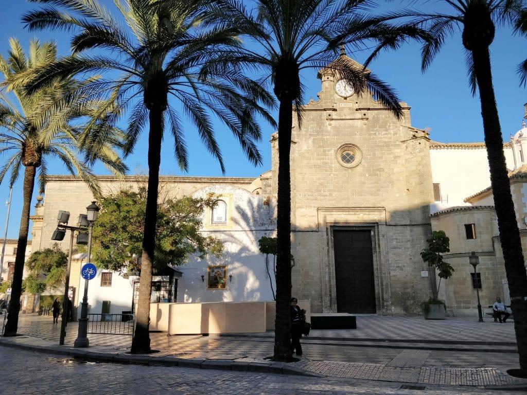 Real Convento De Santo Domingo Jerez De La Frontera