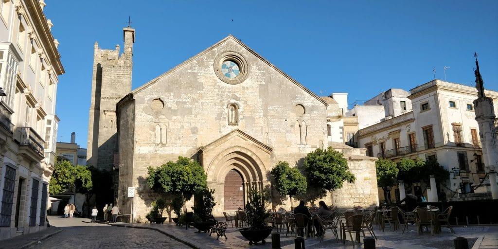 Real Iglesia De San Dionisio Areopagita Jerez