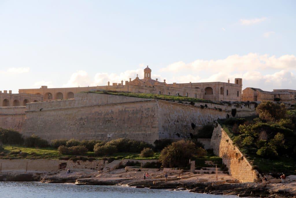 Valletta Fort Manoel Malta